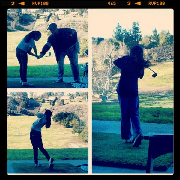 Photo taken at The Clubhouse at Anaheim Hills Golf Course by Sinnary S. on 1/1/2013