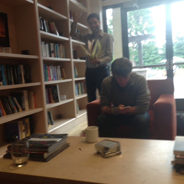 Photo taken at Andreessen Horowitz by Anna F. on 5/16/2013