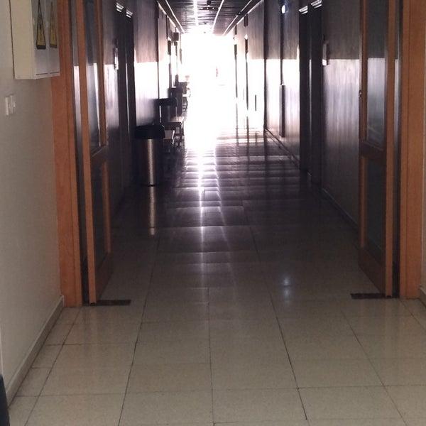 9/21/2015にGerasimos T.がEuropean University Cyprusで撮った写真