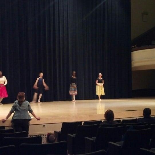 Photo taken at Hochstein School of Music & Dance by Michael T. on 6/5/2013