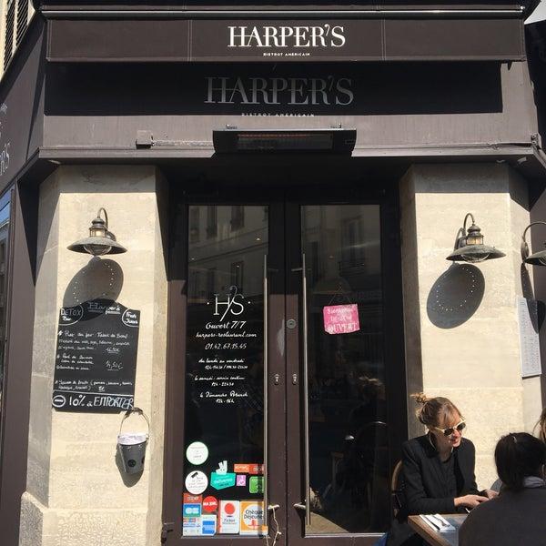 Photo prise au Harper's Paris 17 par Pedro C. le4/7/2017