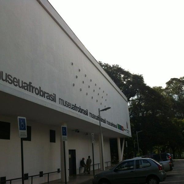 Foto tirada no(a) Museu Afrobrasil por Fernando A. em 4/11/2013