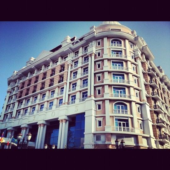11/1/2012 tarihinde маziyaretçi tarafından Rixos Almaty'de çekilen fotoğraf