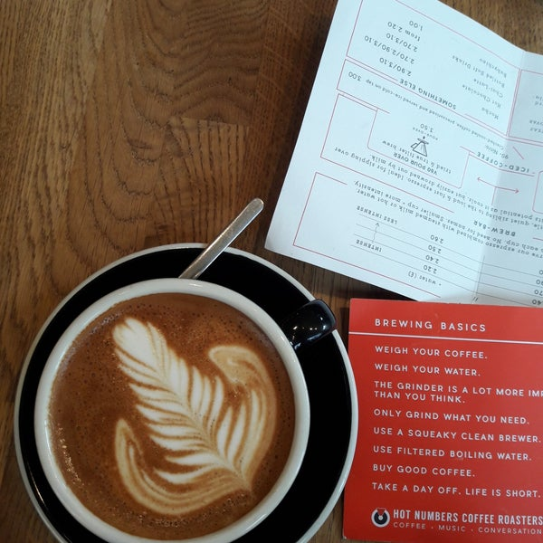 Places For Coffee And Cake In Cambridge