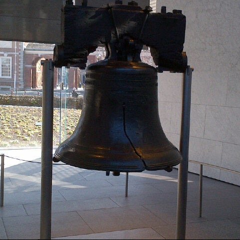 Photo taken at Liberty Bell Center by Matt C. on 2/10/2013