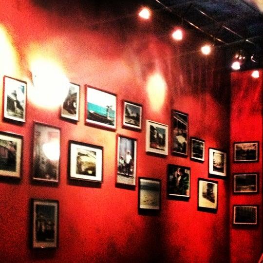 Снимок сделан в CUBAR пользователем Natalia V. 11/10/2012