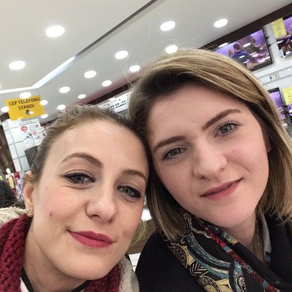 Photo taken at Aksu Çarşı by Esin S. on 1/24/2017