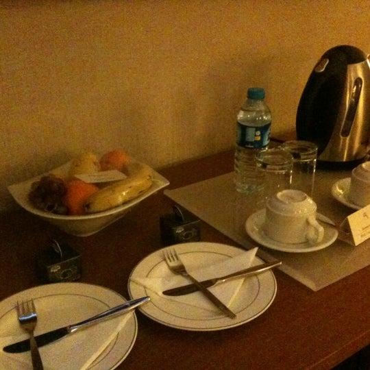 12/31/2012 tarihinde Mucize A.ziyaretçi tarafından Anatolia Hotel'de çekilen fotoğraf