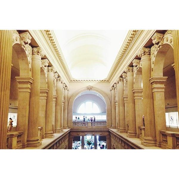 Photo taken at Metropolitan Museum of Art by Polina M. on 7/28/2013