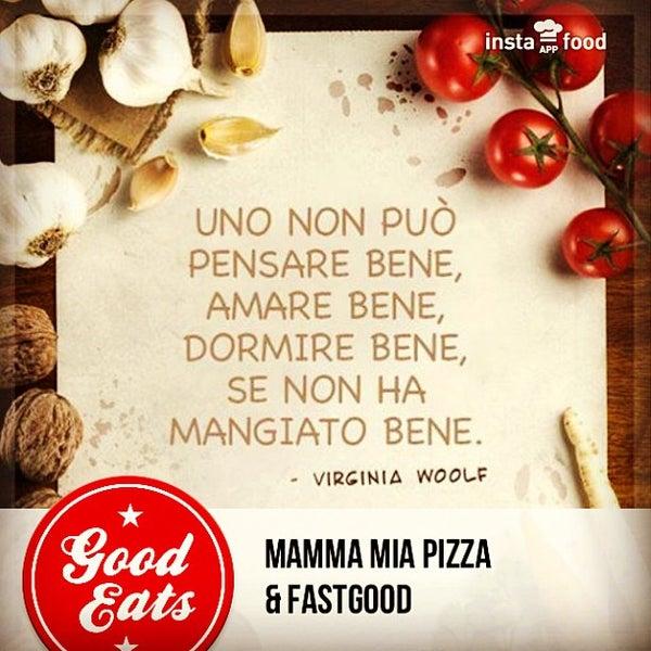 Foto scattata a Mamma Mia Pizza & FastGood da Mamma Mia F. il 9/19/2013