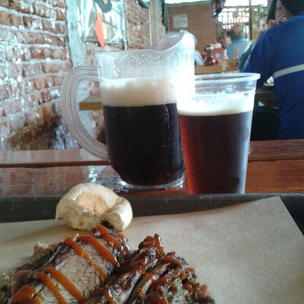 Foto tomada en Pinche Gringo BBQ Patio por Alfonso R. el 10/22/2014