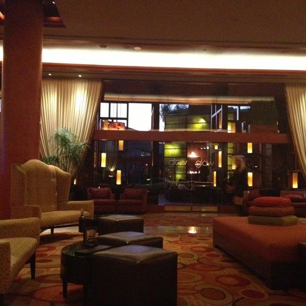 Photo taken at Marina Del Rey Marriott by Kim T. on 1/19/2013