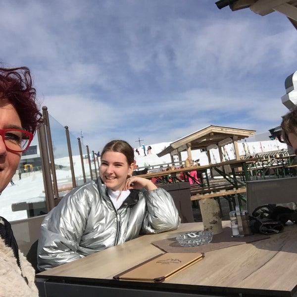 Das Foto wurde bei Westgipfelhütte von Gitte am 2/23/2016 aufgenommen
