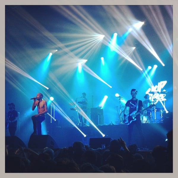 Photo taken at AB Ancienne Belgique by Morgane C. on 3/29/2013