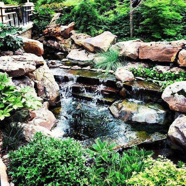 Foto tirada no(a) Dallas Arboretum and Botanical Garden por Joaquin G. em 7/16/2013