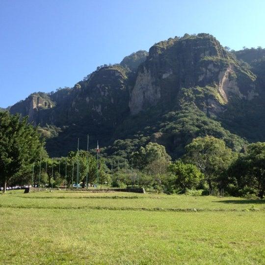 Foto tirada no(a) Campo Escuela Scout Meztitla por Raymundo T. em 10/6/2012