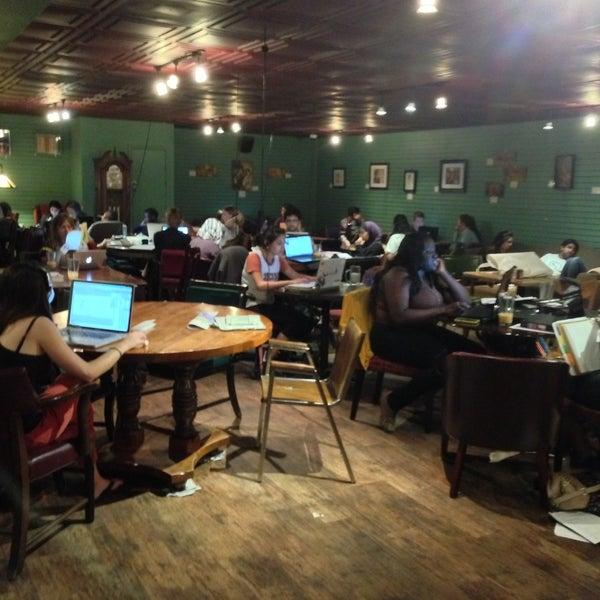 Photo taken at Bennu Coffee by Jonathan J. on 4/26/2013