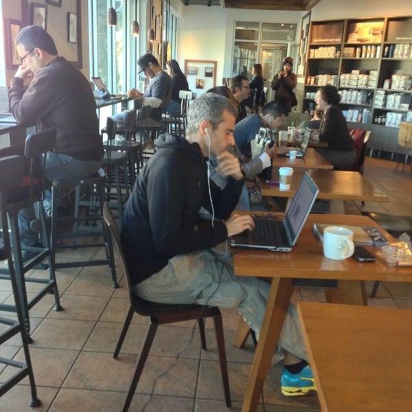 Photo taken at Starbucks by Jonathan J. on 1/10/2013
