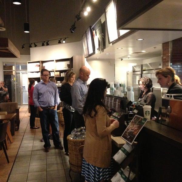 Photo taken at Starbucks by Jonathan J. on 4/18/2013