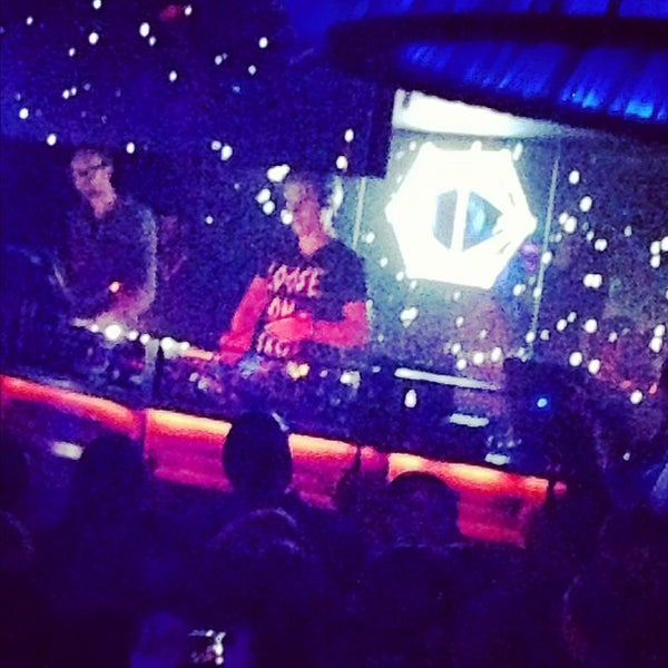 Photo taken at Lavo by Darlyn P. on 10/26/2012