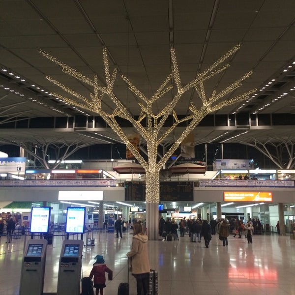 Photo taken at Terminal 3 by Sven S. on 12/30/2013