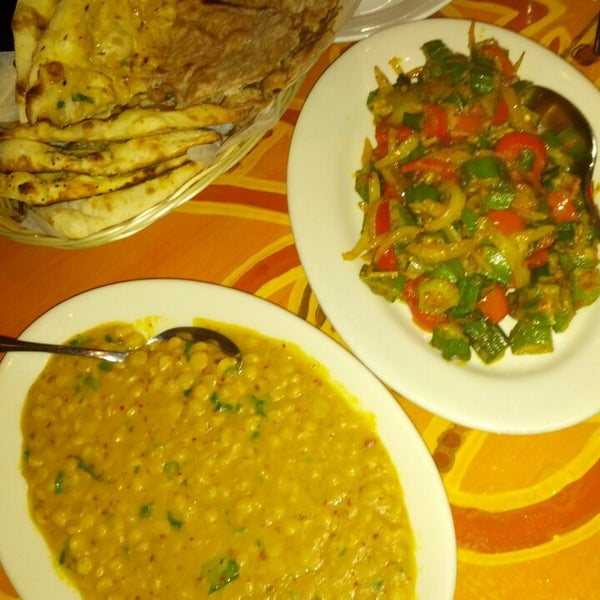 Indian Food Valencia St
