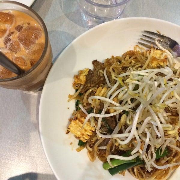 Photo taken at Taste of Thai by Najwa Z. on 7/30/2014