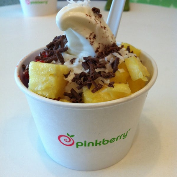 Photo taken at Pinkberry by Beth L. on 3/16/2013