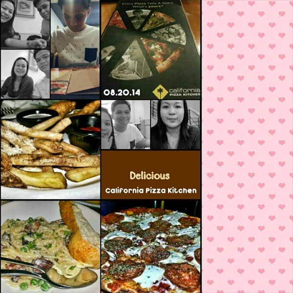 Photo taken at California Pizza Kitchen by Malyn F. on 8/25/2014