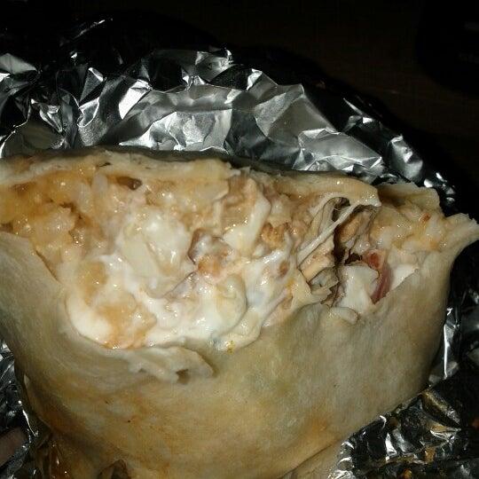 Photo taken at El Loco Burrito by Edward L. on 10/30/2012