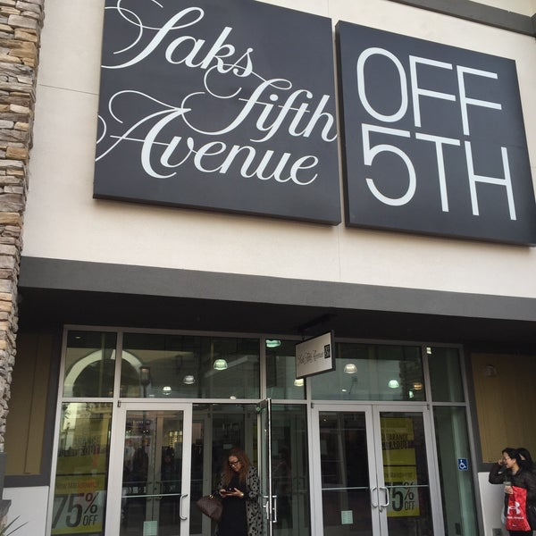 Nov 27,  · Saks OFF 5TH delivers the labels you crave at prices that can't be beat. New arrivals every day, more than 80 locations and an easy-to-shop website make OFF 5TH a totally unique (and convenient) shopping experience/5(46).
