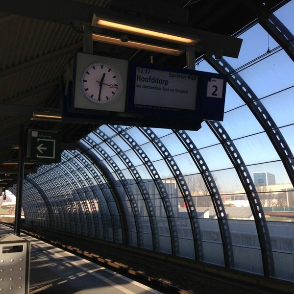 Station Amsterdam Rai Scheldebuurt 13 Tips From 5227
