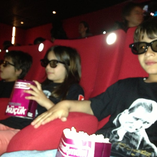 Photo taken at Cinemaximum by By T. on 4/23/2013