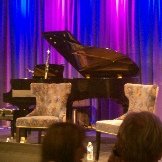 Photo taken at The GRAMMY Museum by Teresa on 10/11/2012