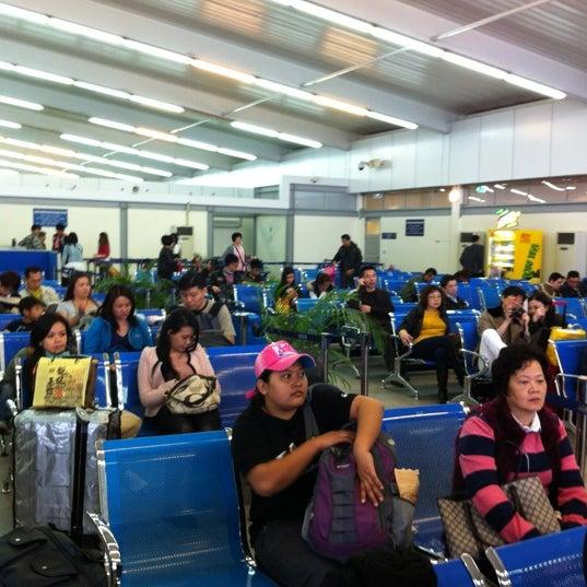 Photo taken at Taipa Ferry Terminal by JK on 12/10/2012