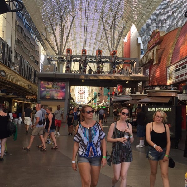 Photo taken at Downtown Las Vegas by Maha A. on 4/10/2017