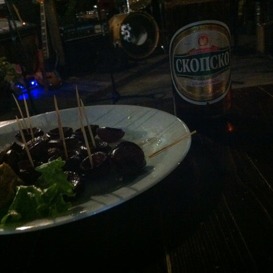 Photo taken at Old Town Brewery by Cenk M. on 10/18/2012