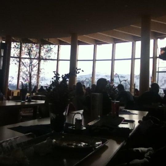 Das Foto wurde bei Panoramarestaurant Komperdell von Elias A. am 12/13/2012 aufgenommen
