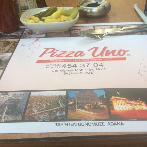 5/31/2018 tarihinde ⚡⚡YILDIRIM ⚡⚡ M.ziyaretçi tarafından Pizza Uno'de çekilen fotoğraf