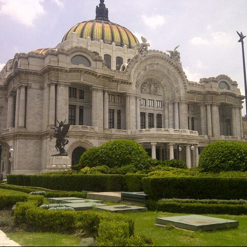 Foto tomada en Palacio de Bellas Artes por Luis R. el 7/12/2013
