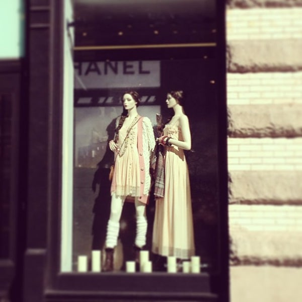 Photo taken at CHANEL by Heather L. on 8/5/2013