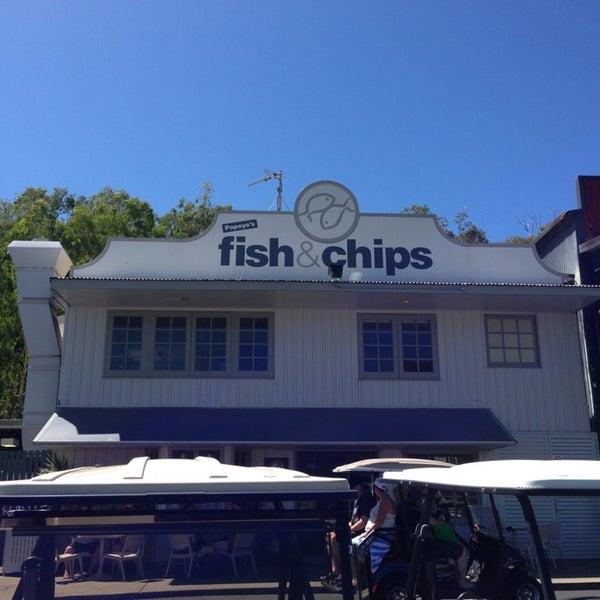 Hamilton Island Fish And Chips