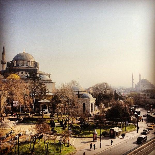 3/24/2013 tarihinde Rita S.ziyaretçi tarafından Glorious Hotel İstanbul'de çekilen fotoğraf
