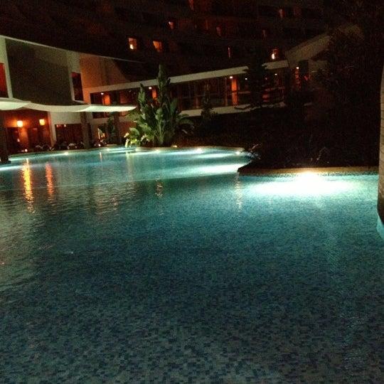 9/29/2012 tarihinde Latifziyaretçi tarafından Cornelia Diamond Golf Resort & Spa'de çekilen fotoğraf