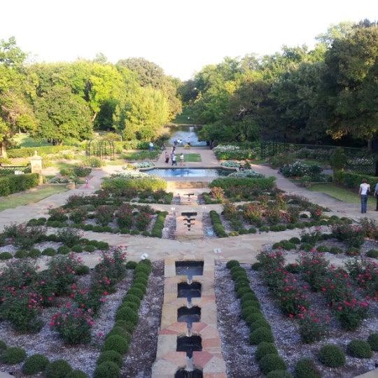 Fort Worth Botanic Garden Botanical Garden In Fort Worth