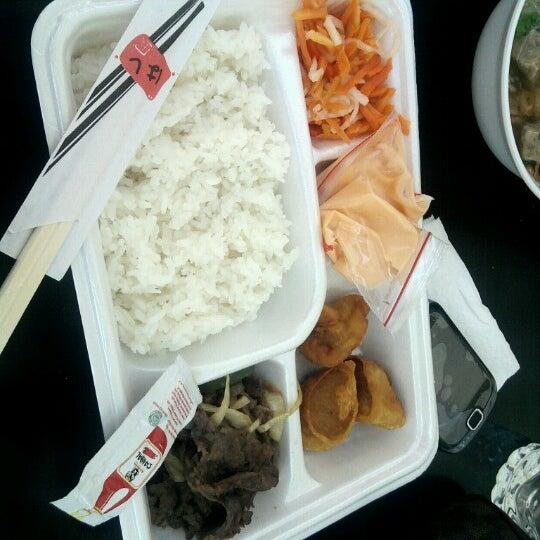Photo taken at HokBen by Nanchin W. on 10/19/2012