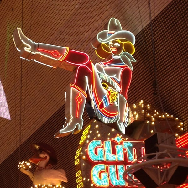 Photo taken at Fremont Street Experience by Sid S. on 7/14/2013