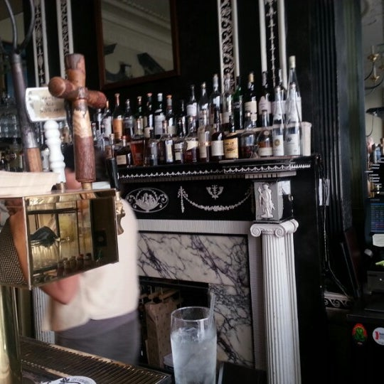 Photo taken at The Brewer's Art by John R. on 9/23/2012