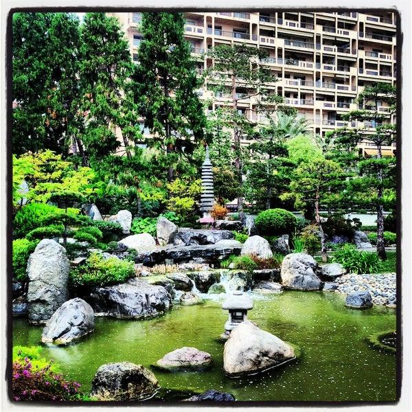 Jardin japonais garden in monte carlo for Jardin japonais monaco