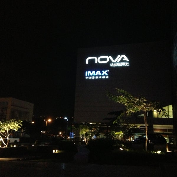 Photo taken at Nova Cinemas by César H. on 5/9/2013